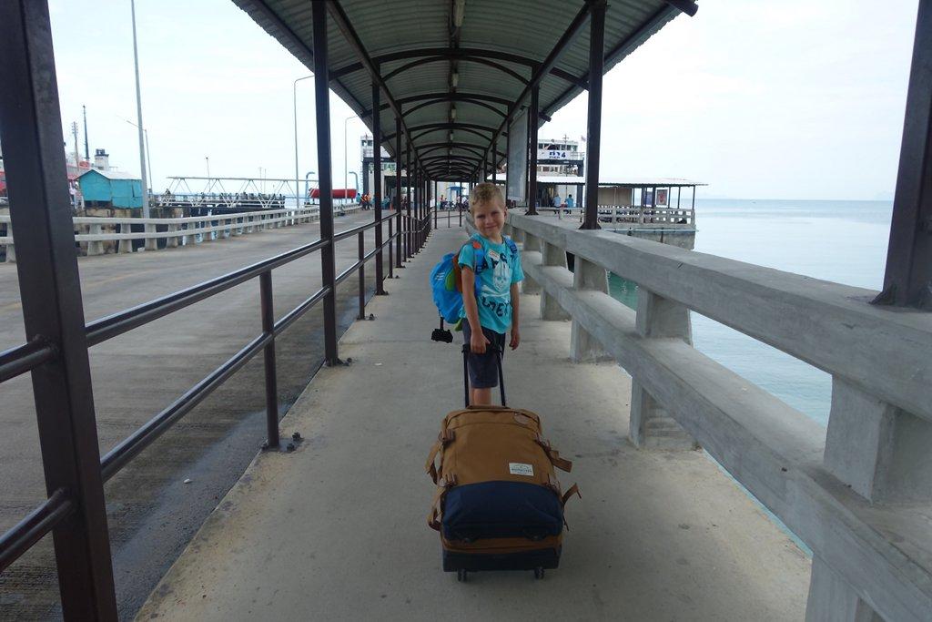 Вперед на Ferry