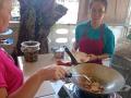 Процесс готовки