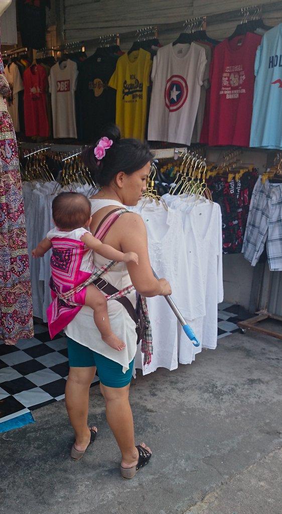 Мамы-тайки и детки