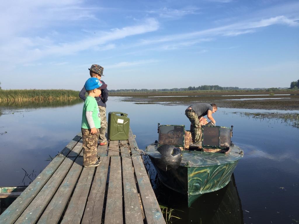 село сорокошичи рыбалка