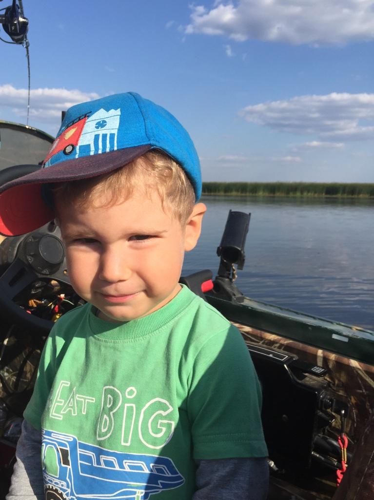 Младший рыбак
