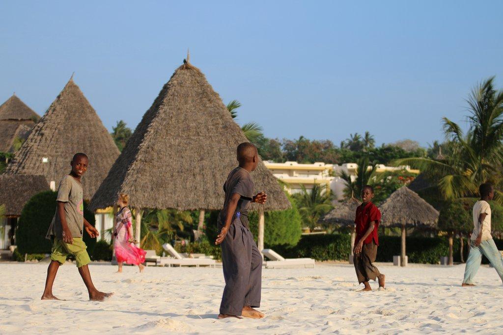 Zanzibar, Kendwa