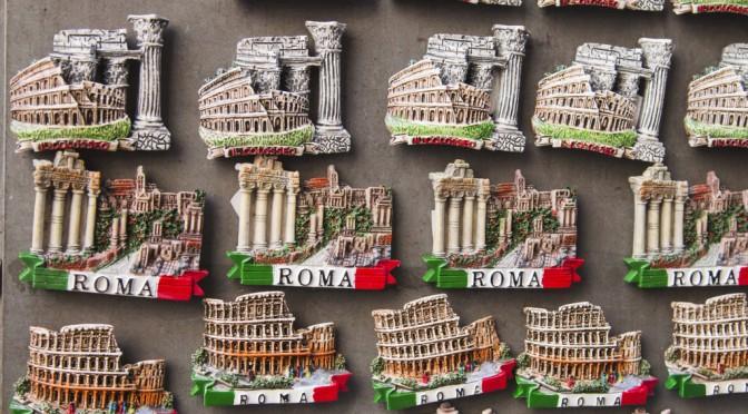 Рим… Приятно познакомиться