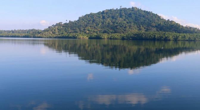 По Андаманским островам или Наш обратный путь в Порт-Блэр
