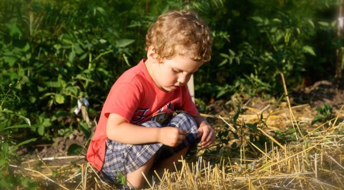 Ребенок — сосуд, который нам суждено наполнить