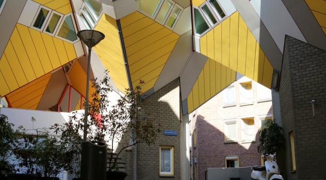 Киндердейк и Роттердам