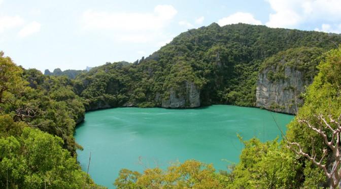 Национальный парк АнгТонг