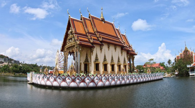 Храм Wat Plai Laem