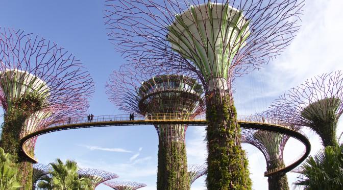 Сингапур. Все лучшее на десерт