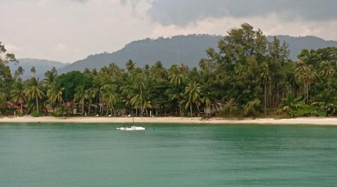 Наш долгий переезд с Бангкока на остров Самуи