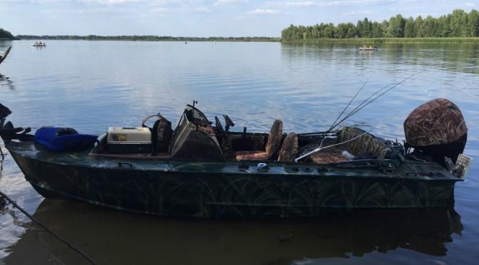 Рыбалка в Сорокошичи